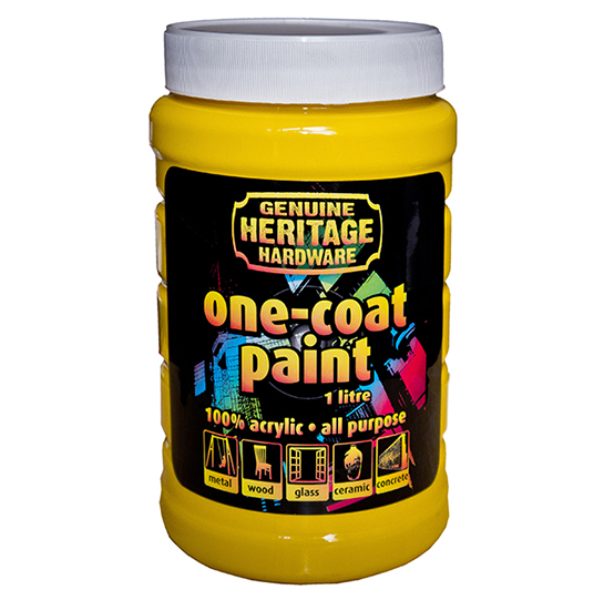 One-Coat Paint 1 litre