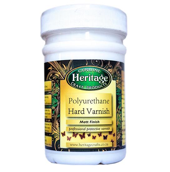 Hard Polyurethane Varnish