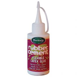 Rubber Cement Latex Glue